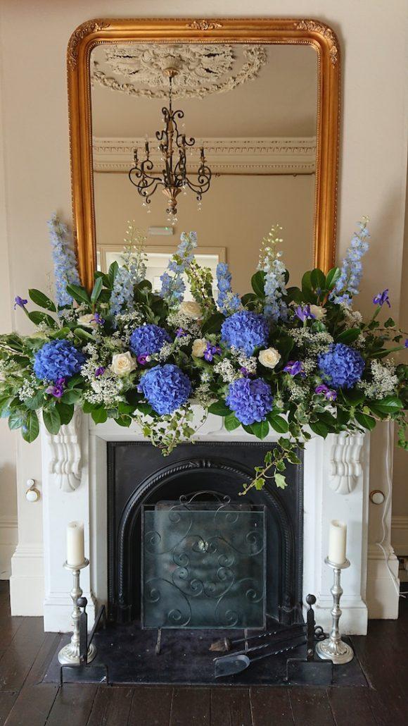Beautiful wedding flowers in Gainsborough