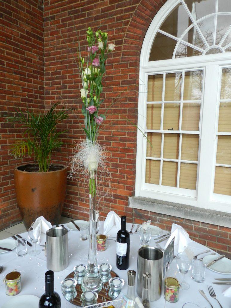 lily vase 60 cm