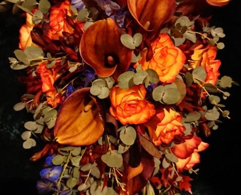 wedding bouquet flowers - Shower