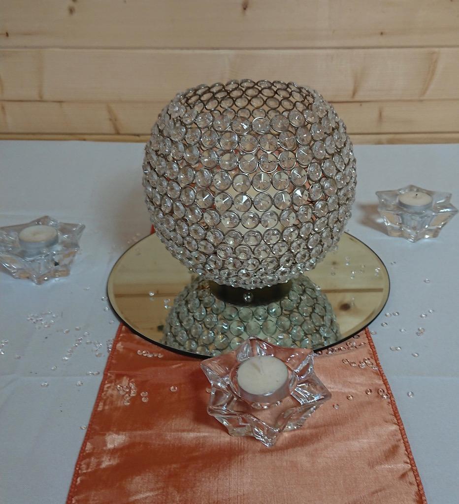 Crystal gem fishbowl