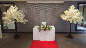 Amazing wedding flowers in Lincoln