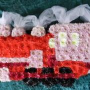 Steam train pink £180